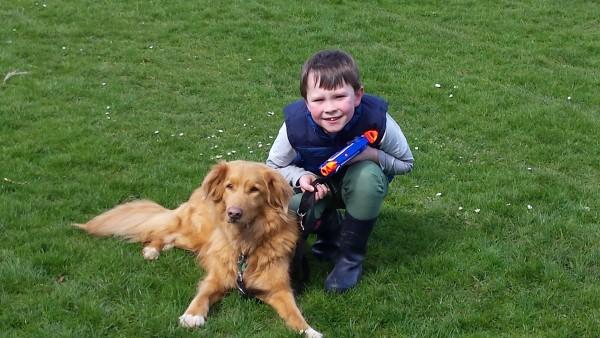 子どもの友達が犬のいる我が家で遊びたがった時の注意点